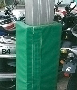 柱用緩衝パッド